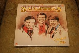 The Sandpipers - The greatest hits, MFP 50433, A&M Records 1970