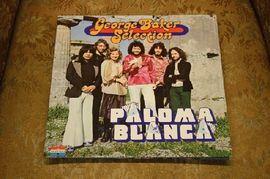George Baker Selection - Paloma blanca,  NR 106, Negram 1975