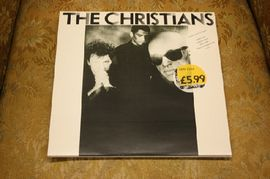 The Christians - The Christians, ILPS 9876, Island Records 1987