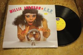 Millie Jackson - E.S.P, 250382-1, Sire Records 1983