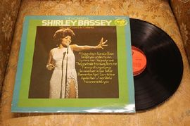 The Wonderful Shirley Bassey, MFP 50043, EMI Records 1959
