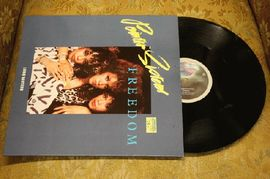 Pointer sisters - Freedom, PT49914, RCA Records 1985 (maxi-single)