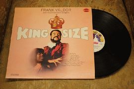 Frank Valdor and his Dimension-Singers - Kingsize, S 739, Somerset