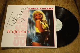 Tatjana - Chica cubana, MRCX 122 340, Mega Records 1988 (maxi-single)