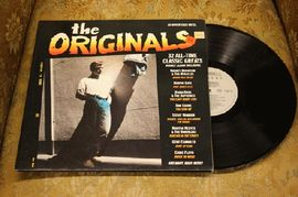 The Originals, TVDLP 14, Towerbell records 1986 (tupla)