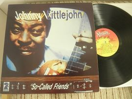 "Johnny Littlejohn , "" So - called friends "" Rooster records 1985 ."