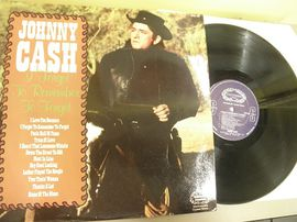 Johnny Cash , I forgot to remember to forget . Hallmark records