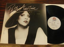 Patti Austin / Patti Austin . Qwest records 1984