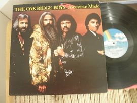 The Oak Ridge Boys , American made . MCA records 1983.