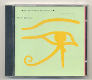 ALANS PROJECT , EYE IN THE SKY .Arista records 1983