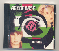 ACE OF BASE The Sign . Arista records 1993