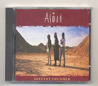 Aswad ,  Distant Thunder . Island records 1988