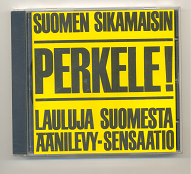 M. A. Numminen , Perkele ! Love records / Fazer / Love 1992