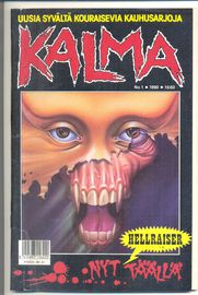 Kalma No. 1 / 1990 . Hellraiser