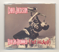 Chad Jackson Hear the drummer . Big Wawe records 1990