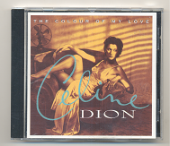 Celine Dion , The colour of my love . Sony music 1993