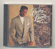 Bobby Brown Don't Be Cruel CD, MCA records 1988