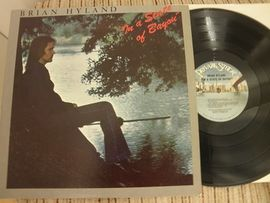 "Brian Hyland , "" in a state of bayou "" Private stock 1977."