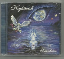 Nightwish , Oceanborn. Spinform songs 1998.