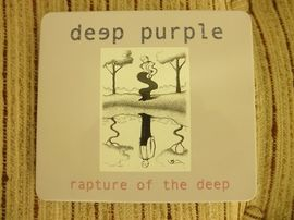 Deep Purple , Rapture of the deep . Edel records 2005 . CD .