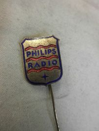 Rintaneula Philips radio .