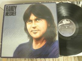 Randy Meisner / Randy Meisner ,  Epic records 1982 .